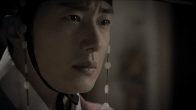 2014 11 Jung II-woo in The Night Watchman's Journal Episode 22 1