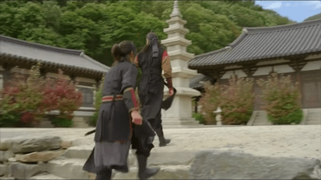 2014 11 Jung II-woo in The Night Watchman's Journal Episode 22 12
