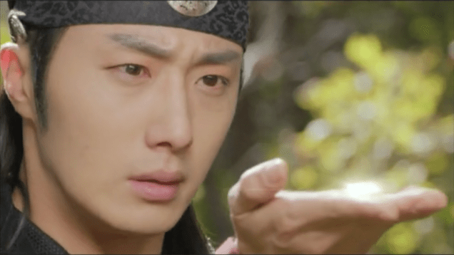 2014 11 Jung II-woo in The Night Watchman's Journal Episode 22 20