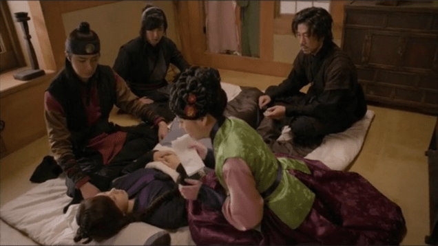 2014 11 Jung II-woo in The Night Watchman's Journal Episode 22 40