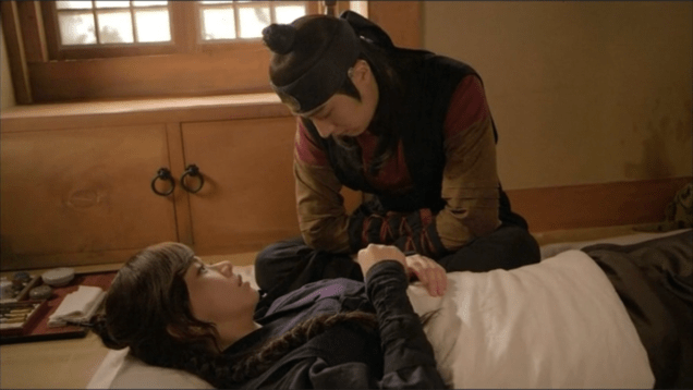 2014 11 Jung II-woo in The Night Watchman's Journal Episode 22 50