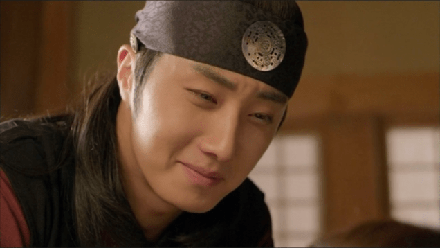 2014 11 Jung II-woo in The Night Watchman's Journal Episode 22 53