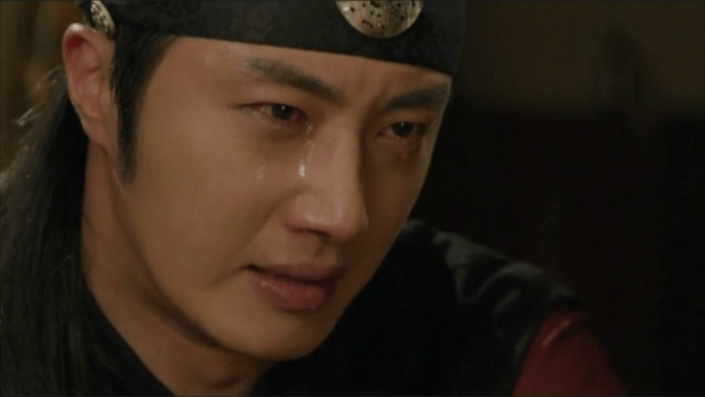 2014 11 Jung II-woo in The Night Watchman's Journal Episode 22 79
