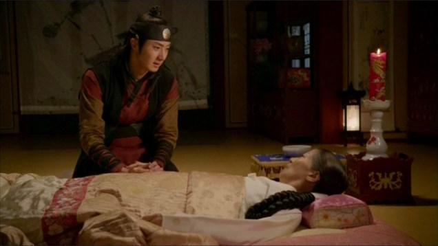 2014 11 Jung II-woo in The Night Watchman's Journal Episode 23 16