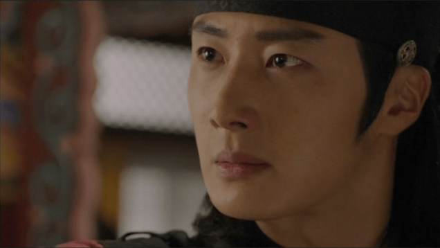 2014 11 Jung II-woo in The Night Watchman's Journal Episode 23 3