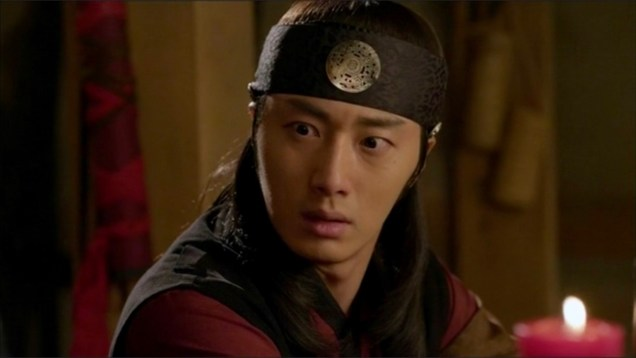 2014 11 Jung II-woo in The Night Watchman's Journal Episode 23 45