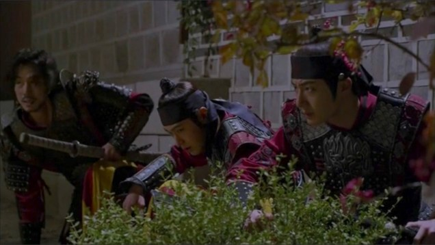 2014 11 Jung II-woo in The Night Watchman's Journal Episode 23 59
