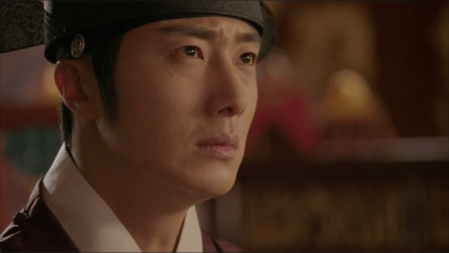 2014 11 Jung II-woo in The Night Watchman's Journal Episode 24 22