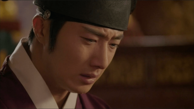 2014 11 Jung II-woo in The Night Watchman's Journal Episode 24 25