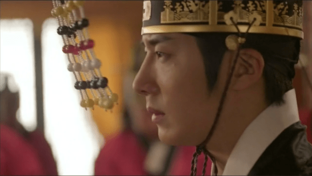 2014 11 Jung II-woo in The Night Watchman's Journal Episode 24 33