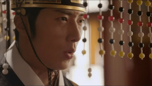 2014 11 Jung II-woo in The Night Watchman's Journal Episode 24 34