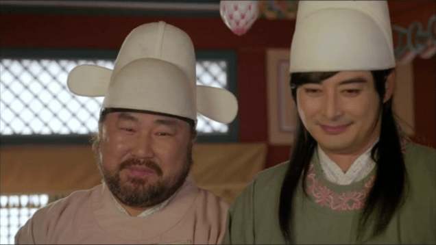 2014 11 Jung II-woo in The Night Watchman's Journal Episode 24 37