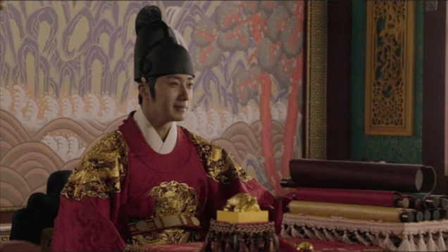 2014 11 Jung II-woo in The Night Watchman's Journal Episode 24 40