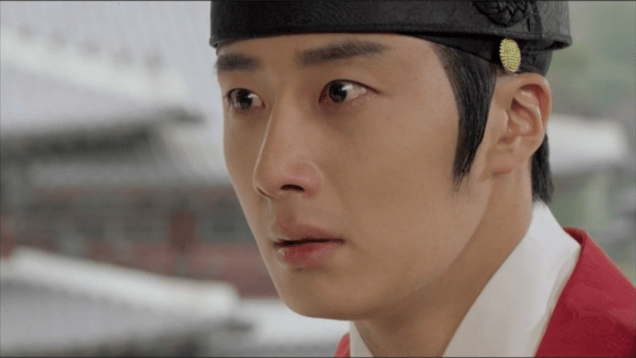 2014 11 Jung II-woo in The Night Watchman's Journal Episode 24 49