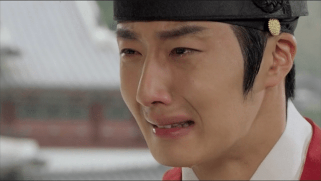 2014 11 Jung II-woo in The Night Watchman's Journal Episode 24 57