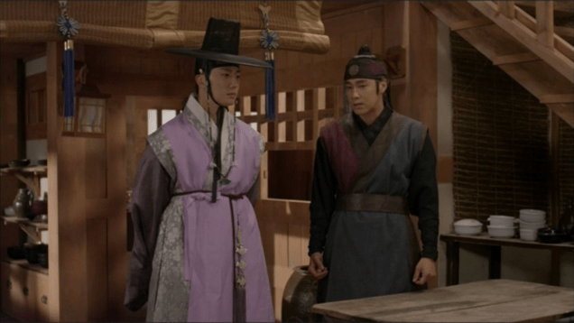 2014 11 Jung II-woo in The Night Watchman's Journal Episode 24 70