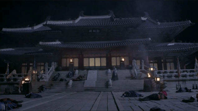 2014 11 Jung II-woo in The Night Watchman's Journal Episode 24 9