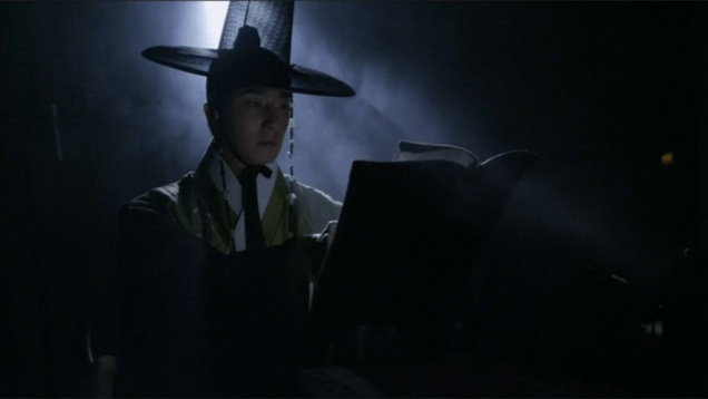 2014 11 Jung II-woo in The Night Watchman's Journal Episode 24 95