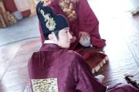 2014 11 Jung II-woo in The Night Watchman's Journal Episode 24 BTS 13