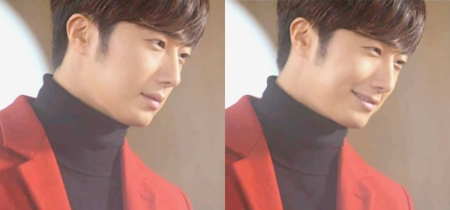2014 11 Jung Il-woo for Biotherm, from video. 2