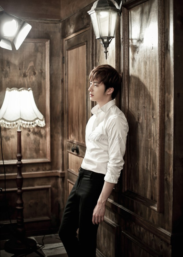2014 12 21 Jung Il-woo in a Atelier2018 Photo Shoot 12