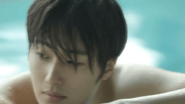2014 12 Jung Il woo Images for his '15 Season Greetings Video. Cr.jungilwoo.com 12