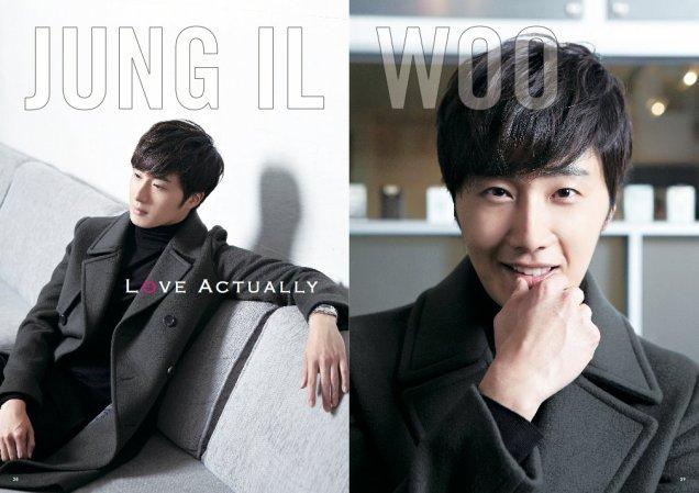 2014 Jung Il-woo in Riveriver Magazine Vol.05 11