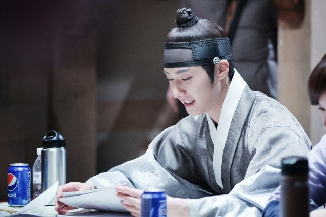 2014 Jung Ilwoo in The Night Watchman's Journal Xtra Photos 3