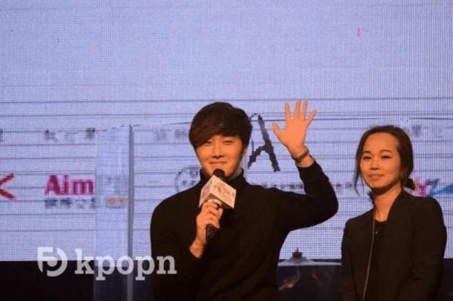 2015 1 10 Jung Il-woo Taiwan Ilwoo Together Fan Meeting. 13
