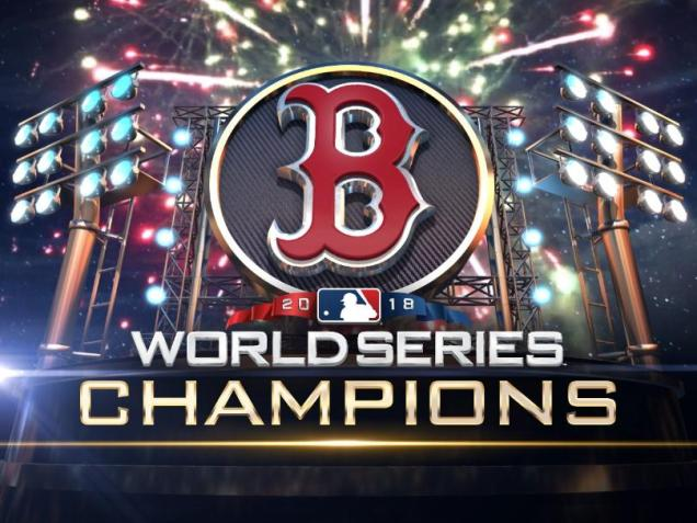 2018 10 28 Boston Wins World Series Photos 10