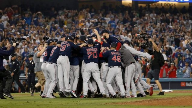 2018 10 28 Boston Wins World Series Photos 5