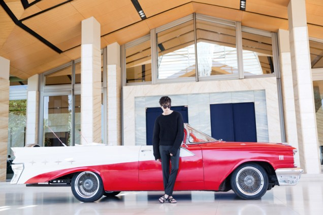22014 10:11 Jung Il-woo in Bali for BNT International Part 1: Cars 22