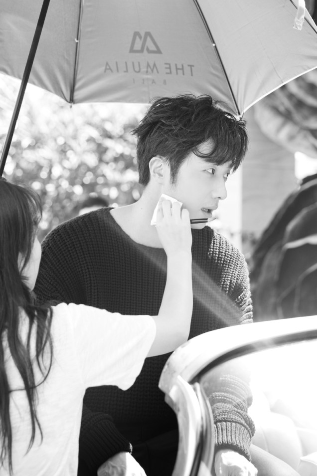 22014 10:11 Jung Il-woo in Bali for BNT International Part 1: Cars 30
