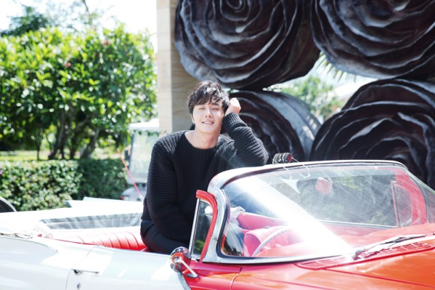 22014 10:11 Jung Il-woo in Bali for BNT International Part 1: Cars 36