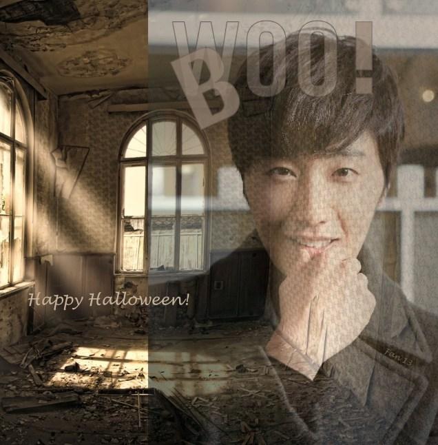 Happy Halloween 2018 JIW in River Magazine.  Background photo by Mario Baessler edited by Fan 13.jpg