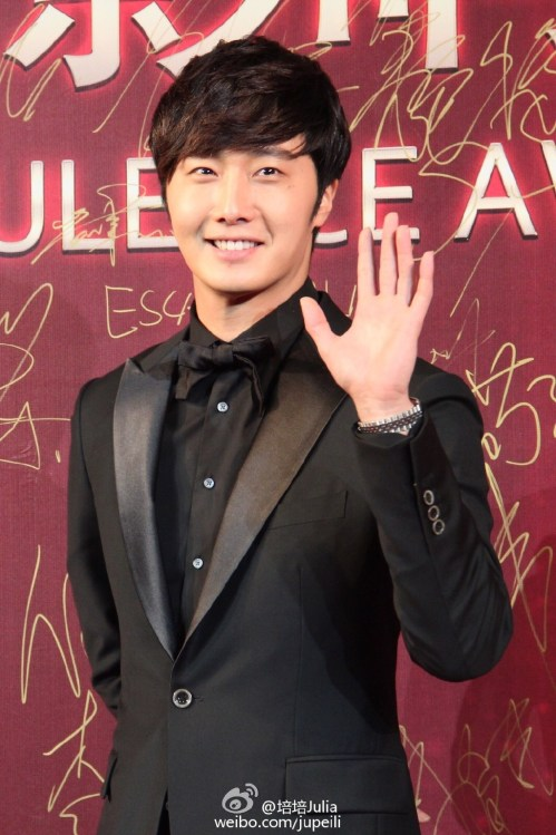 2015 1 23 Jung Il-woo at the Asian Influence Awards. 1