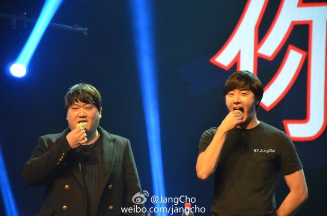 2015 2 1 Jung Il-woo at the Beijing Fan Meeting. 28