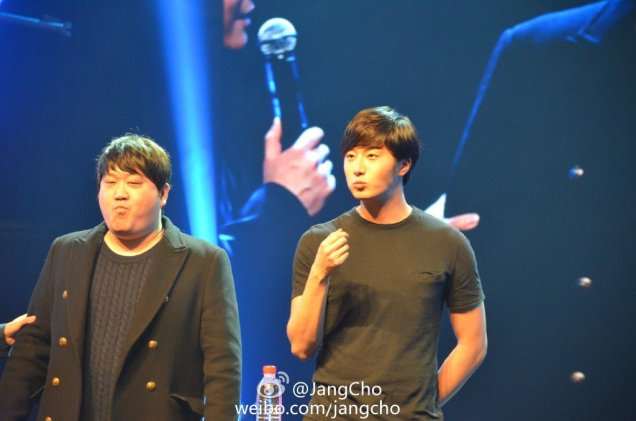2015 2 1 Jung Il-woo at the Beijing Fan Meeting. 29