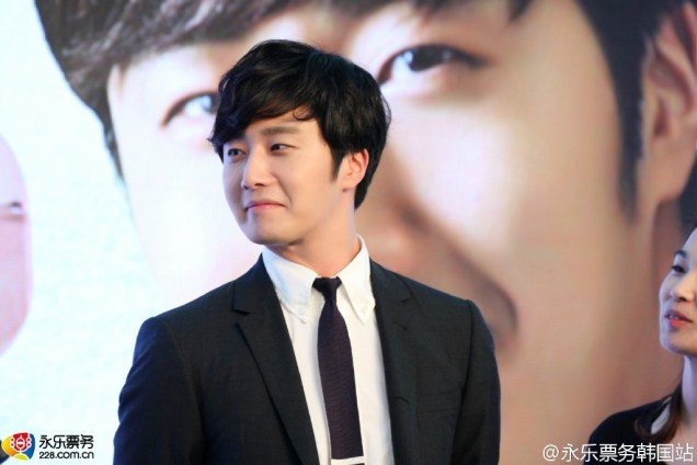 2015 3 20 Jung Il-woo at a Biotherm Event in Beijing, China. 21