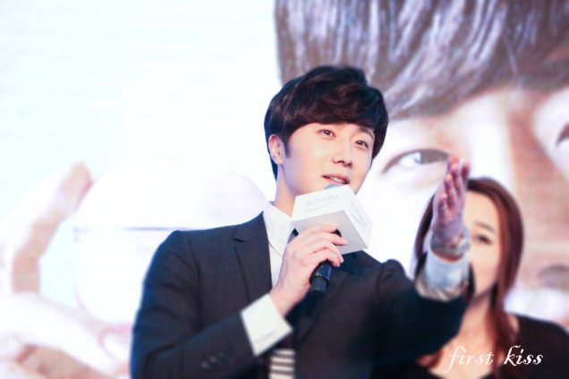 2015 3 20 Jung Il-woo at a Biotherm Event in Beijing, China. 25