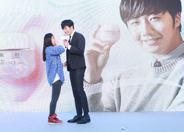 2015 3 20 Jung Il-woo at a Biotherm Event in Beijing, China. 38