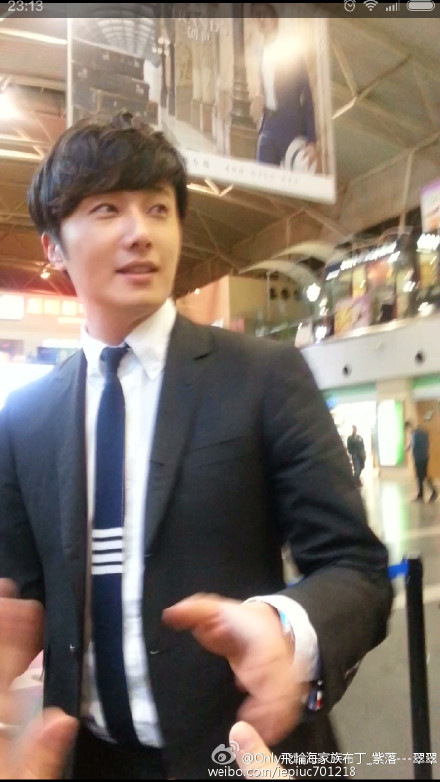 2015 3 20 Jung Il-woo at a Biotherm Event in Beijing, China. 59