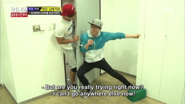 2015 4 12 Jung Il-woo in Running Man Epi 242 (SBS) 131