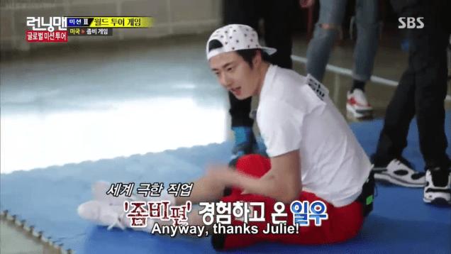 2015 4 12 Jung Il-woo in Running Man Epi 242 (SBS) 81