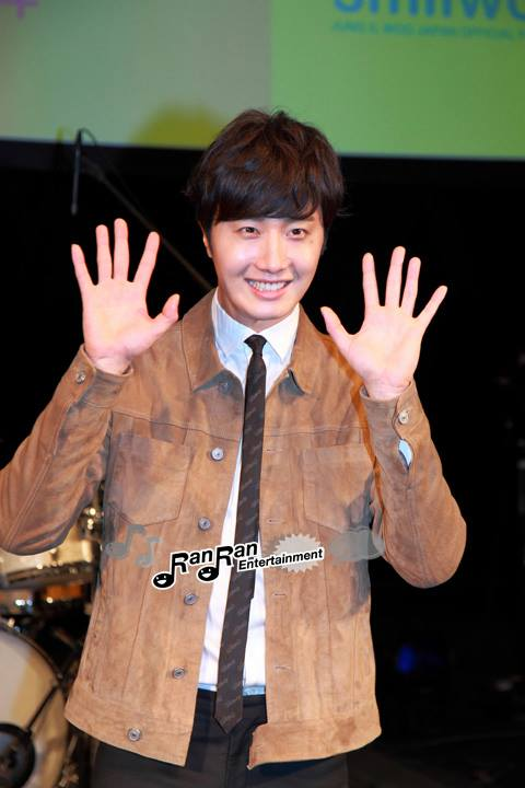 2015 4 25 Jung Il-woo in his Fan Meeting Rainbo-Woo in Tokyo, Japan. 12