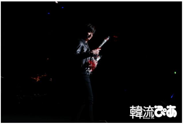 2015 4 25 Jung Il-woo in his Fan Meeting Rainbo-Woo in Tokyo, Japan. 64