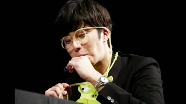 2015 4 25 Jung Il-woo in his Fan Meeting Rainbo-Woo in Tokyo, Japan. 67