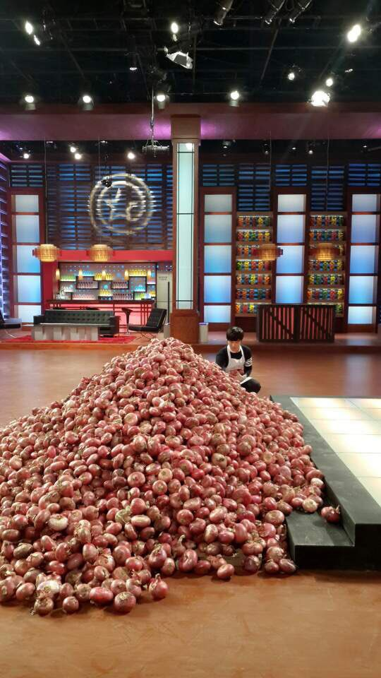 """2015 4 8 Jung Il-woo at China's Jiangsu Satellite TV """"Star Chef"""" 16.jpg"""