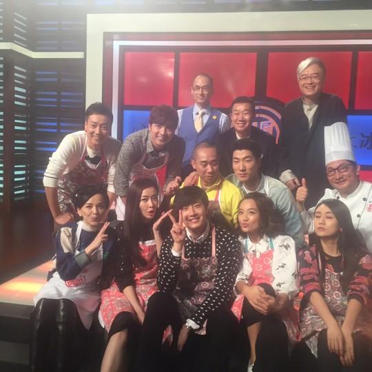 """2015 4 8 Jung Il-woo at China's Jiangsu Satellite TV """"Star Chef"""" 22.jpg"""