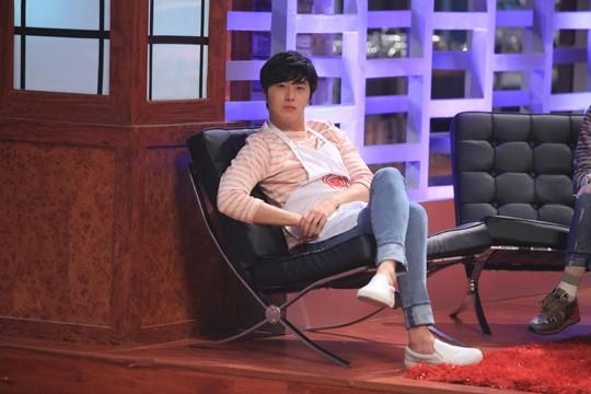 """2015 4 8 Jung Il-woo at China's Jiangsu Satellite TV """"Star Chef"""" 30.jpg"""